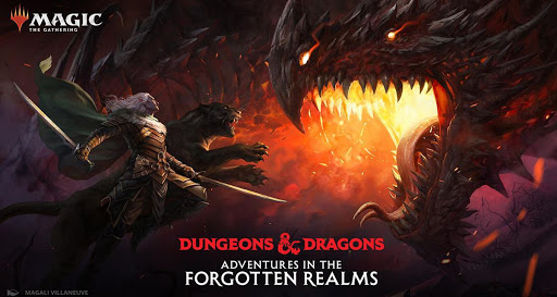 Magic The Gathering : Booster Draft D&D Adventures in the Forgotten Realms